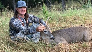 Gambar cover Opening Day Of Deer Season! Deer Hunting Using Basemap! {Catch and Cook}
