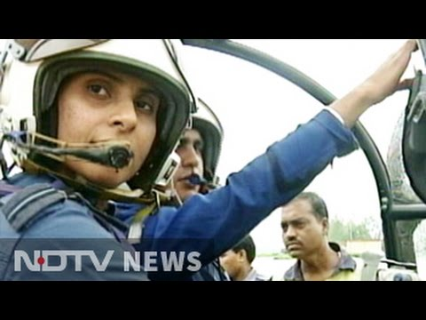 Exclusive The First Indian Air Force Women Who Went Into Combat Youtube