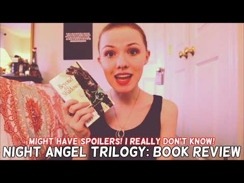 Night Angel Trilogy Review (Maybe Spoilers?)