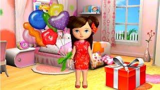 Ava 3D Doll Ава 3Д куклы #7 игровой мультик для малышей видео для детей   #УШАСТИК KIDS
