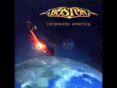 Boston - Corporate America (Full Album 2002)