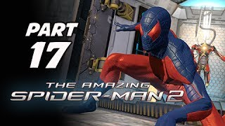 The Amazing Spider-Man 2 Walkthrough Part 17 - Flipside Costume (PS4 1080p Gameplay)