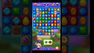 Candy Crush Friends Saga Level 257 NO BOOSTERS - A S GAMING
