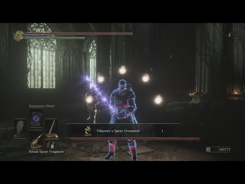 Dark Souls 3 - Spears of the Church PvP