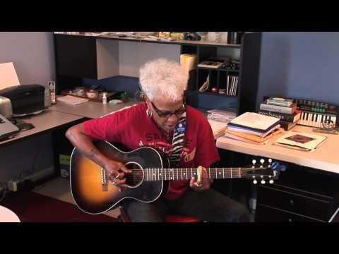 Gaye Adegbalola Death Letter Blues 2013