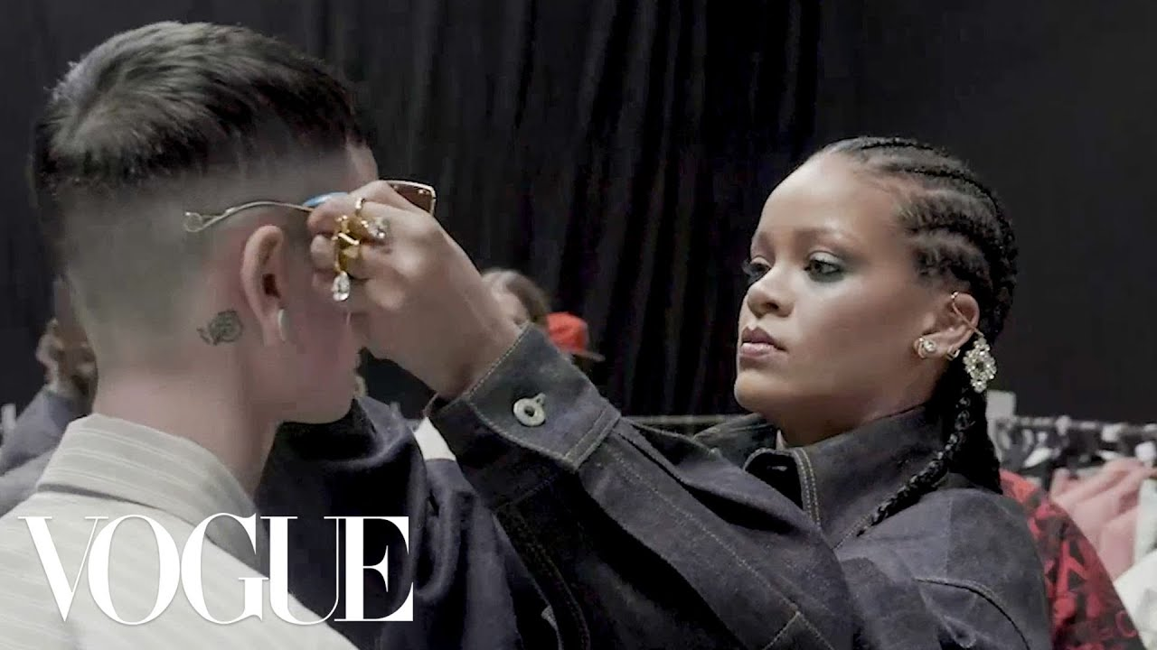 Inside Rihanna's First Fenty Collection | Vogue