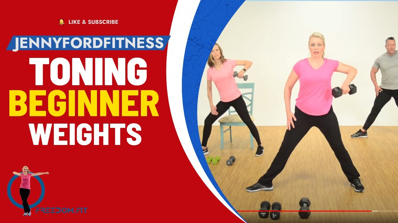 Total Body Weights Workout 2 - At Home Time Saver Weight Lifting Strength  Training Quick Beginner