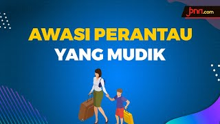 Jokowi Tekan Kepala Daerah Awasi Warganya Yang Mudik - JPNN.com