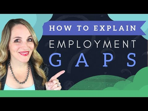 How To Explain Employment Gaps On Resume - Resume Template