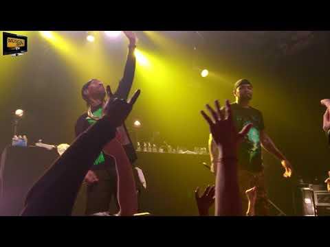 METHOD MAN & REDMAN Live @PARIS 2018