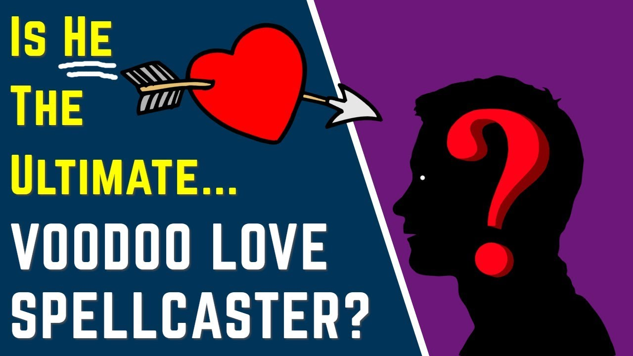 VOODOO SPELLS: Can This Mystery Voodoo LOVE SPELLS 'Caster REALLY Work  MIRACLES?