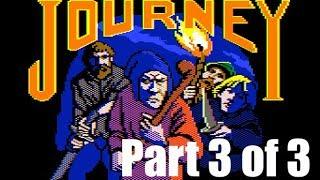 Journey (Part 3 of 3) walkthrough (Apple II - Infocom)