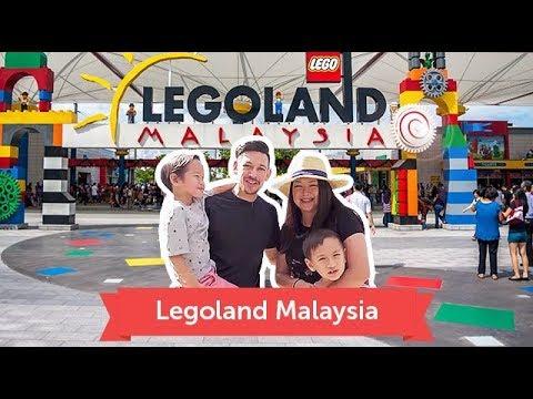 LEGOLAND Malaysia Resort Theme Park, Water Park & Hotel