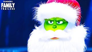 THE GRINCH | New funny Trailer - Animated Family Christmas Movie