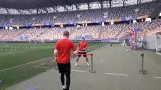 Kako se u Ukrajini Zabavlja Novi Napadač Reala Luka Jović   SPORT KLUB Fudbal