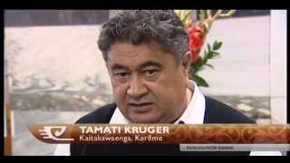 Future-focused Tuhoe signs $170m treaty settlement