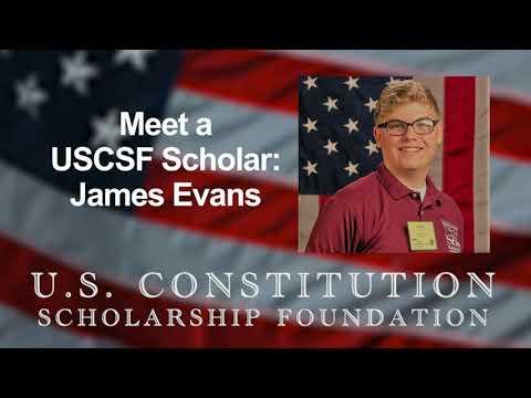 Meet A USCSF Scholar: James Evans