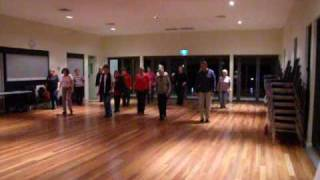 My First Steps - Beginner Line Dance