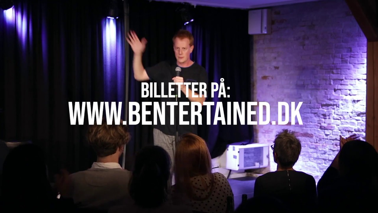 86c7a0130fd2 Conrad   Per - Stand Up Comedy tour 2019 - YouTube