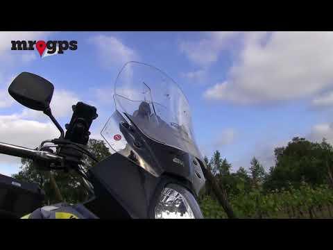 Waar rijdt MrGPS mee? - Suzuki V Strom DL650 2018