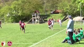 U11 FC Augsburg - 1. FC Nürnberg 2:1 Turnier SC Sinzing 30.04.2016