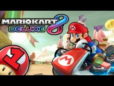 Mario Kart 8 Deluxe Offline Part 1 Der Pilzige Pokal (German/Deutsch)