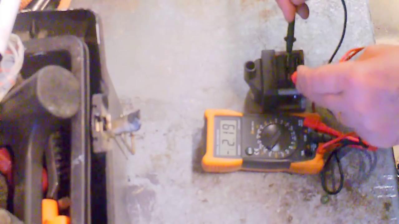 Mk1 Golf Gti Wiring Diagram For Warn Atv Winch Vw Ignition Coil Testing Youtube
