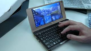 Rare Ultraportable Sony Vaio P Limited Japan Edition 91S unboxing & 1st look!