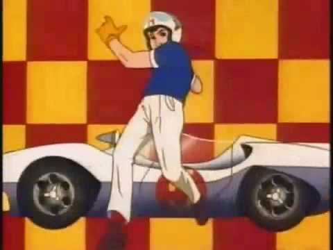 SPEED RACER 1967 Cartoon Intro