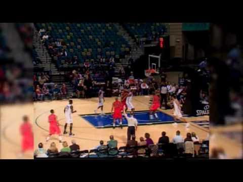 Highlights: Spurs guard Patty Mills in the NBA D-League (2010)