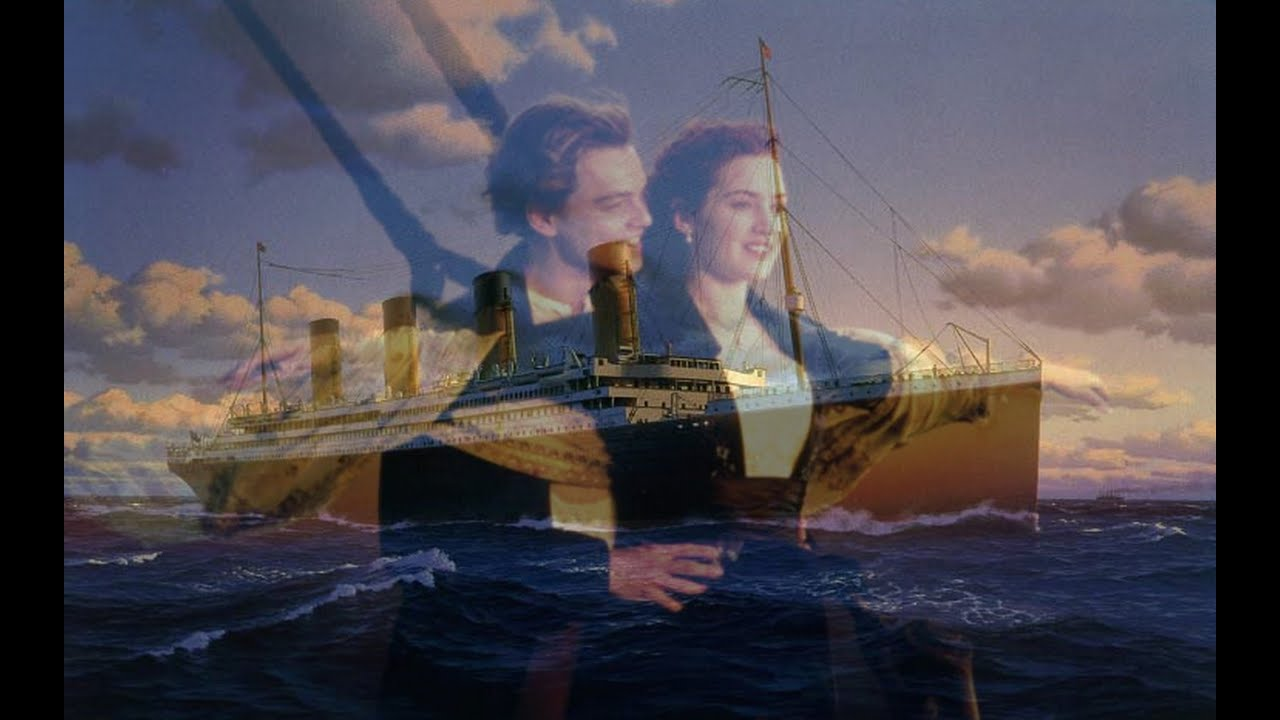 Titanic underwater death 2016 - YouTube