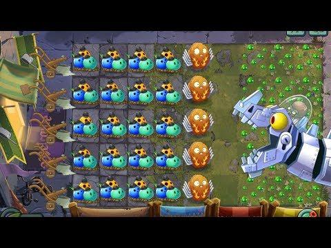 Plants Vs Zombies 2 Zombot Dinotronic Mechasaur En Batallaz