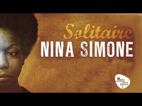 Nina Simone - Solitaire, The Romantic Repertoire of Nina Simone