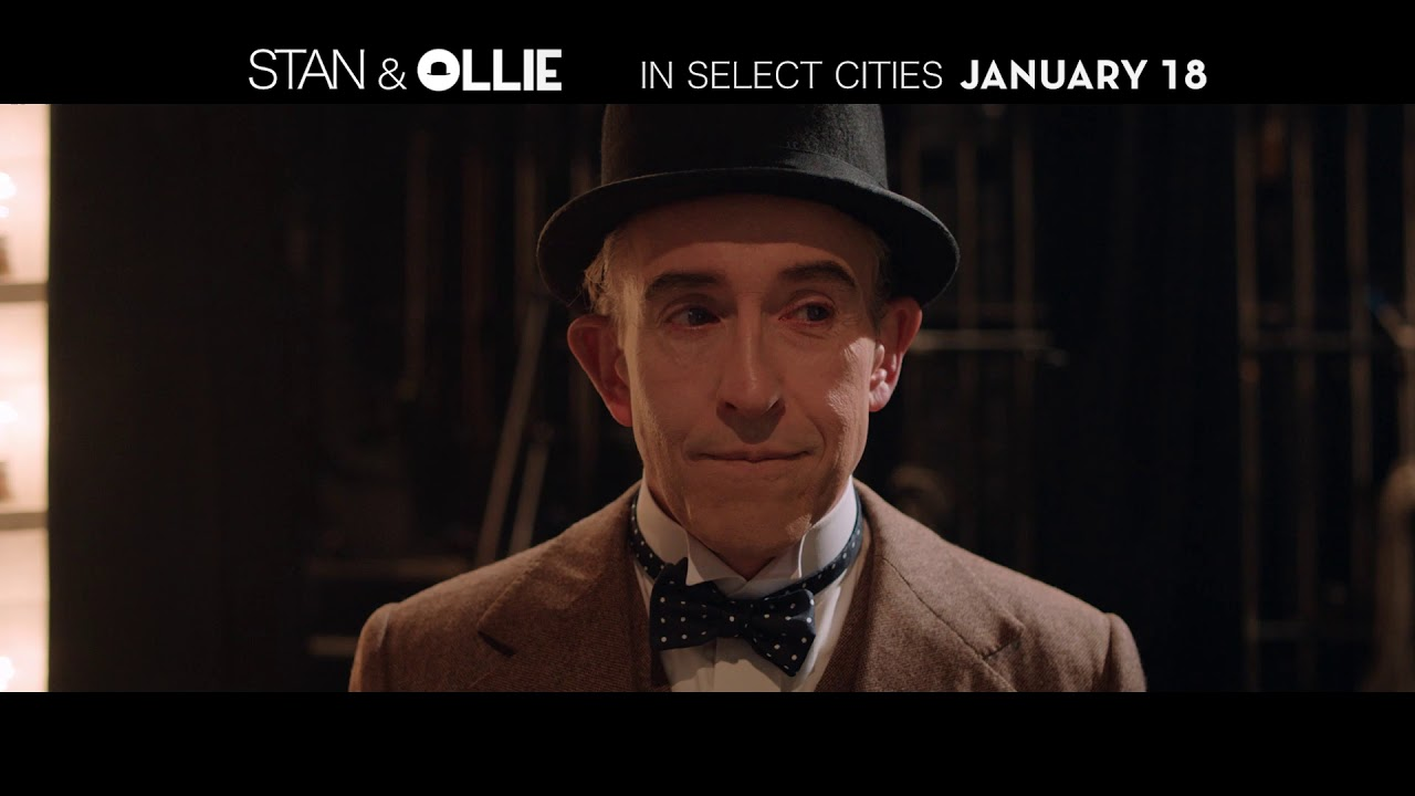 Stan & Ollie - Heart - In Theatres January!