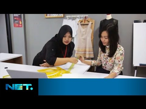 Imelda Sparks Fashion Academy - Jakarta  | Weekend List | Marsya & Shinta Rosari | NetMediatama