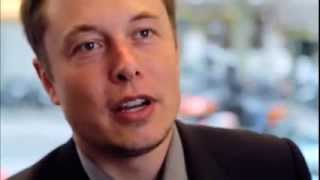 Elon Musk on overcoming his first fear