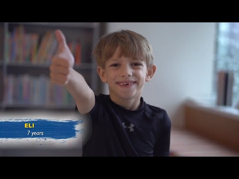 Because Of You | Johns Hopkins Children's Center