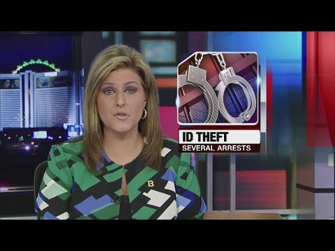 Identity theft investigation in Nye County