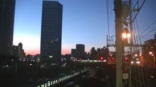 京急604編成 回送 品川3番ホーム発車