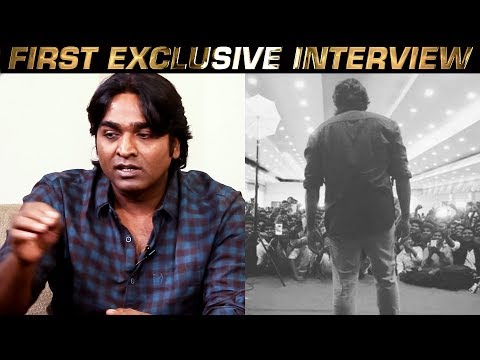 """Even I have Haters""-Vijay Sethupathi's Emotional Interview