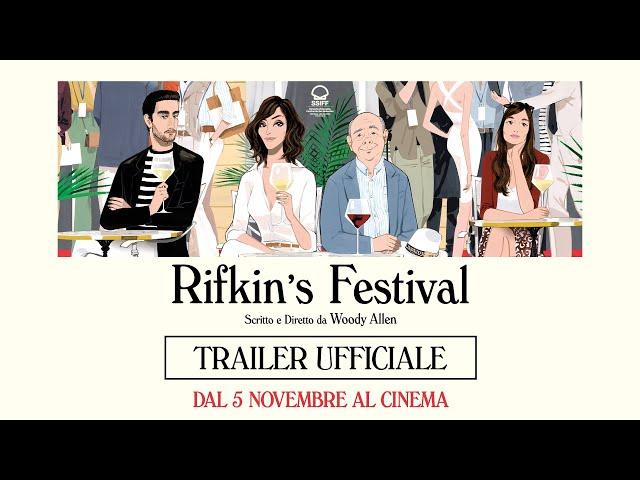 Rifkin's Festival (2020) - Trailer Ufficiale Italiano 60