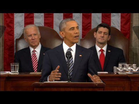 Barack Obama's final State of the Union address
