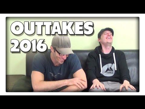 Lustige Pannen der Youtube Neulinge – Unsere Outtakes rund ums Angeln 2016