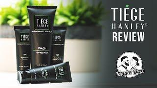 Tiege Hanley Skin Care for Men - Honest Review