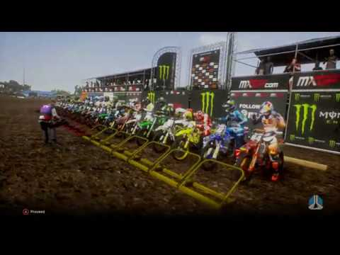 mxgp 3 xbox one 250f career mode fppov youtube. Black Bedroom Furniture Sets. Home Design Ideas