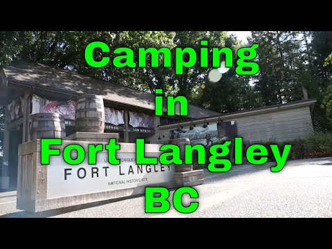 SimonSees Fort Langley
