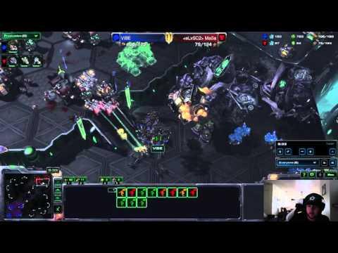 Vibe Vs Masa On Dusk Towers 2 Hatch Muta Against Greedy Terran Allthingszerg