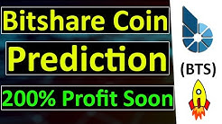 Bitshares (BTS) Coin Price Prediction | 200% Profit Soon By Crypto Asia