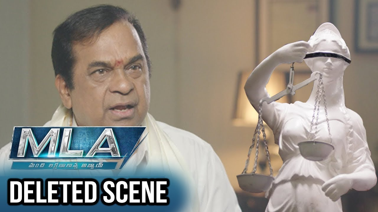 MLA Movie Deleted Scenes | Brahmanandam Comedy Scene | Nandamuri Kalyan Ram | Kajal Aggarwal