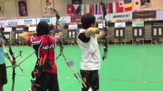 Compound Archery: Hong Kong vs Thailand (Princess Cup)
